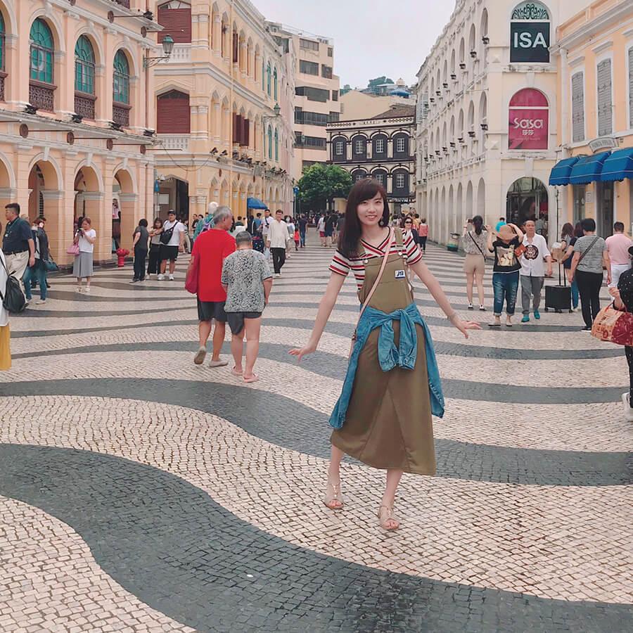 フォトジェニックな香港とマカオのウォールアート巡りがおすすめ