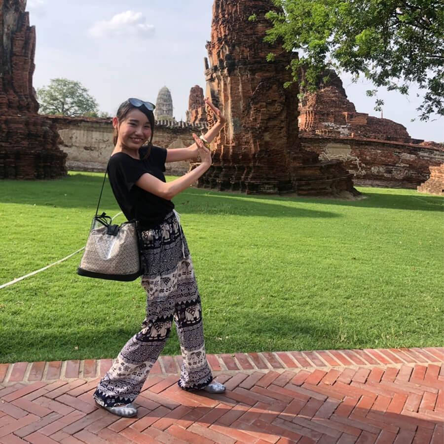 初めて東南アジアへ旅行をするならタイのアユタヤ遺跡巡りがおすすめ
