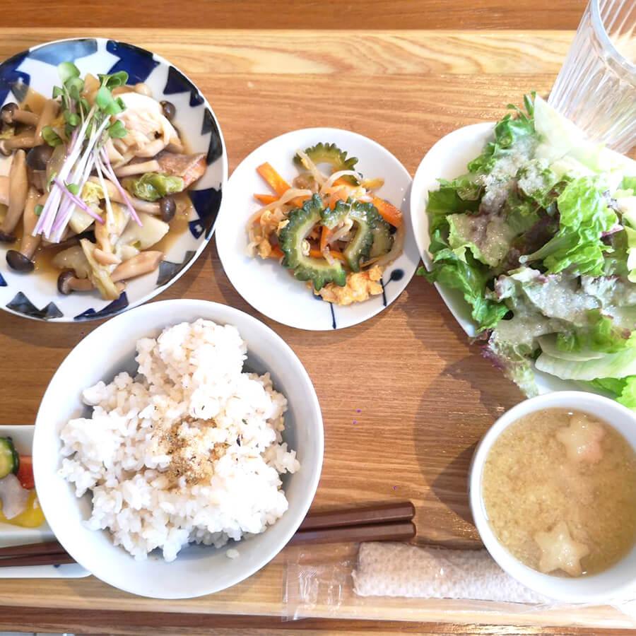 オーガニックにこだわった「OrganicCafe&Sweets Keigo」で心安らぐ日常を
