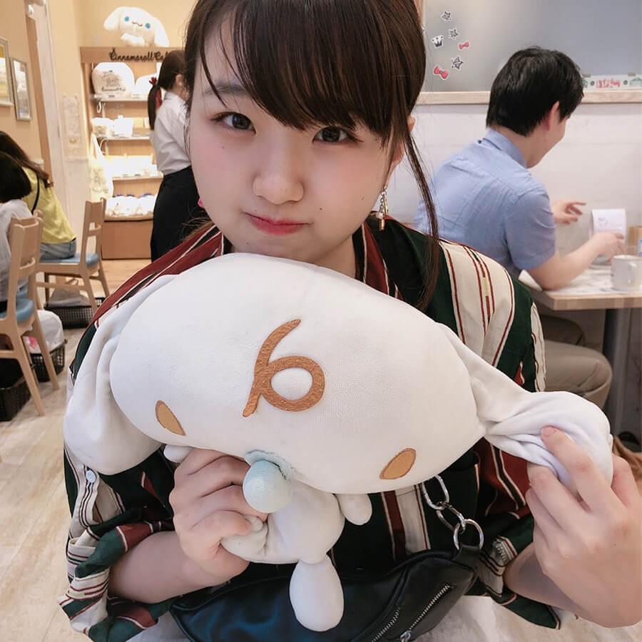 サンリオの人気キャラクター・シナモロールの関東初の常設カフェで癒しの時間