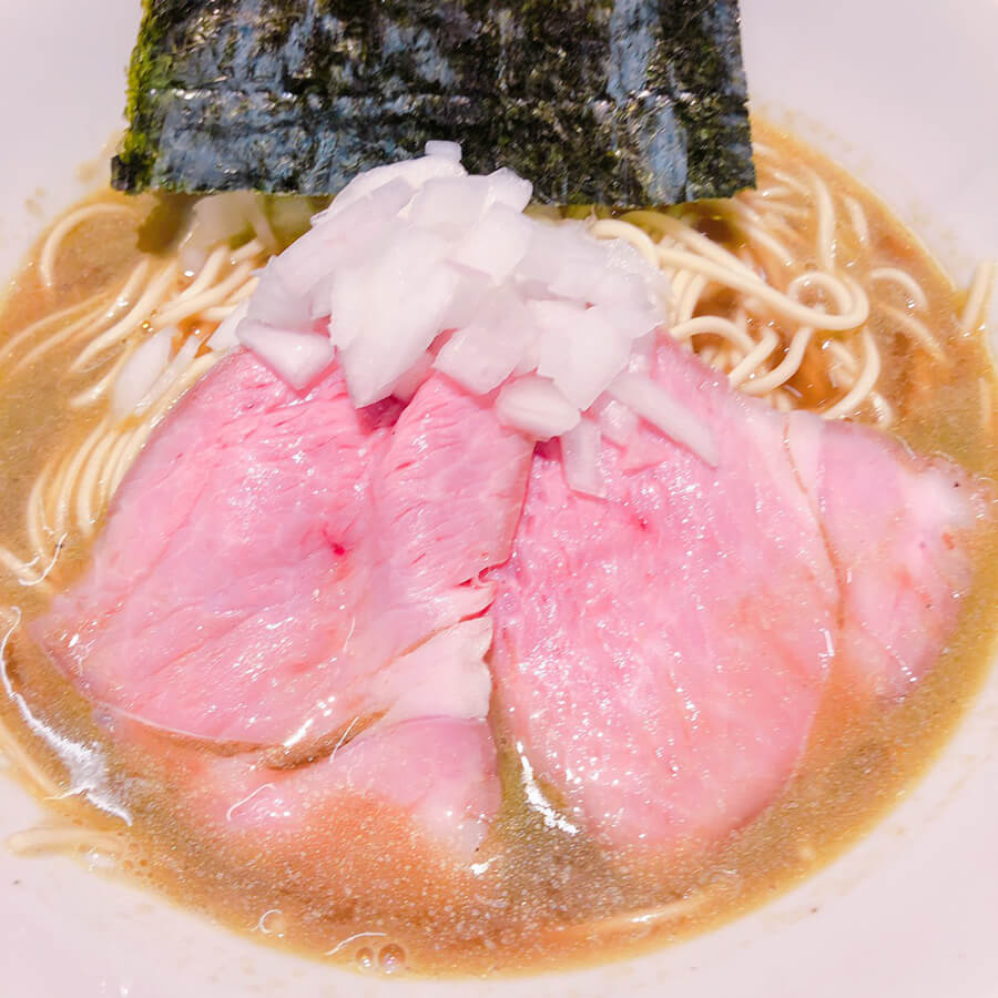 ニボラー女子増加中!埼玉にあるヤミツキ煮干ラーメン