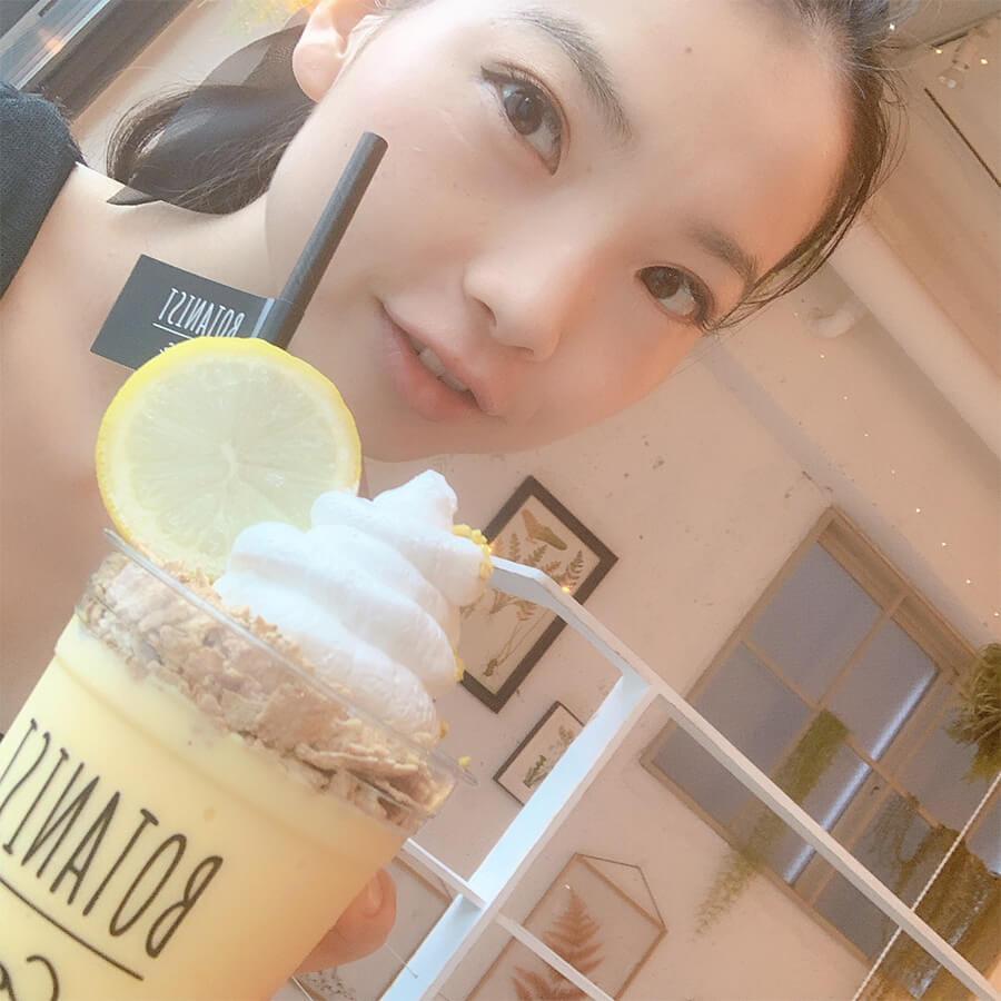 フラッグシップショップ「BOTANIST Tokyo」のカフェで癒しの時間を
