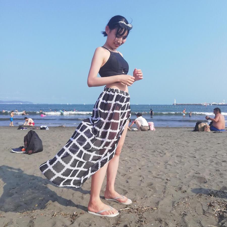 楽しい夏を満喫するなら江の島の海水浴場で❤