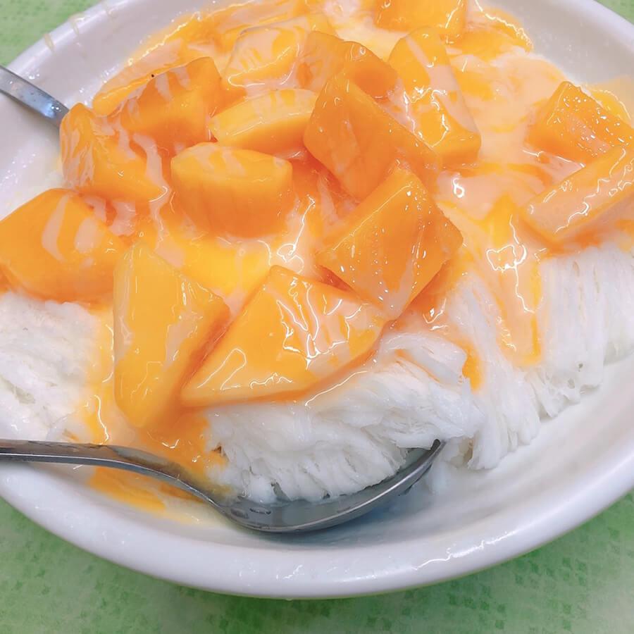 台湾かき氷を食べるならマンゴーかき氷の名店「冰讃 (ピンザン)」へ