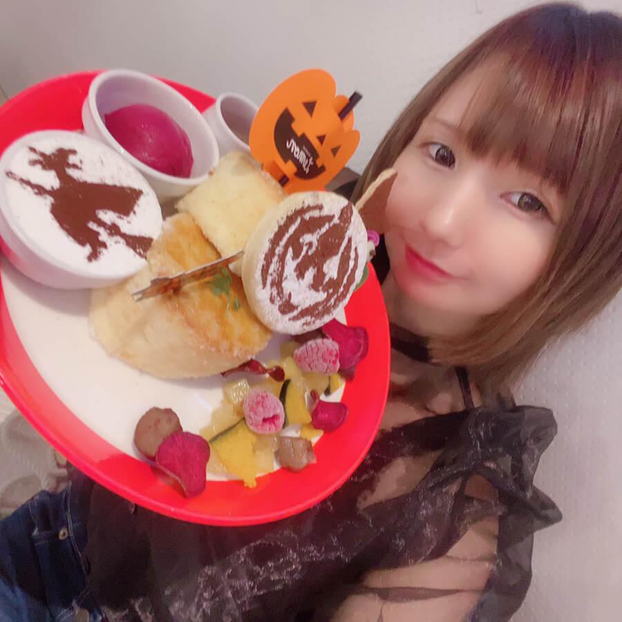 横浜で話題になっている川沿いの可愛らしい人気パンケーキ