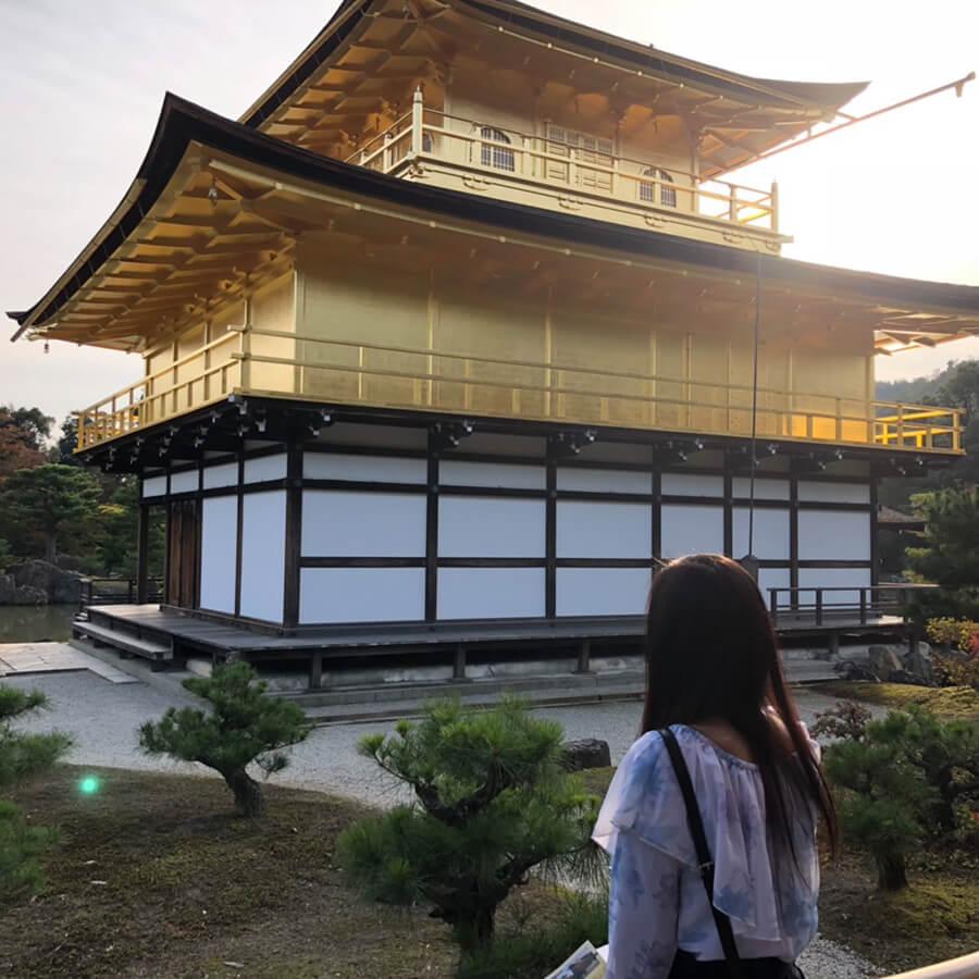 冬が最もオススメ!四季によって様々な景色が楽しめる金閣寺