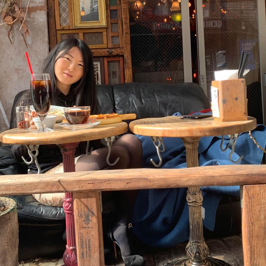 異国情緒が溢れる非日常空間が楽しめるカフェダインニング